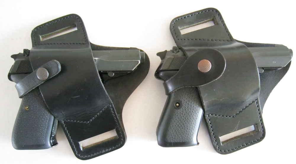 Dutch police concealed carry holster Walther P5