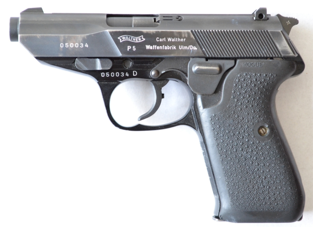 Walther P5 D Series - single variation