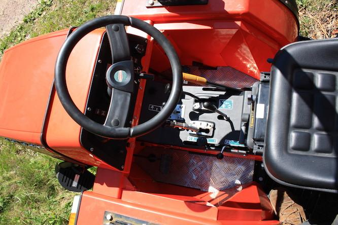 kompakttraktor compakttractor iseki TH18s sial hunter