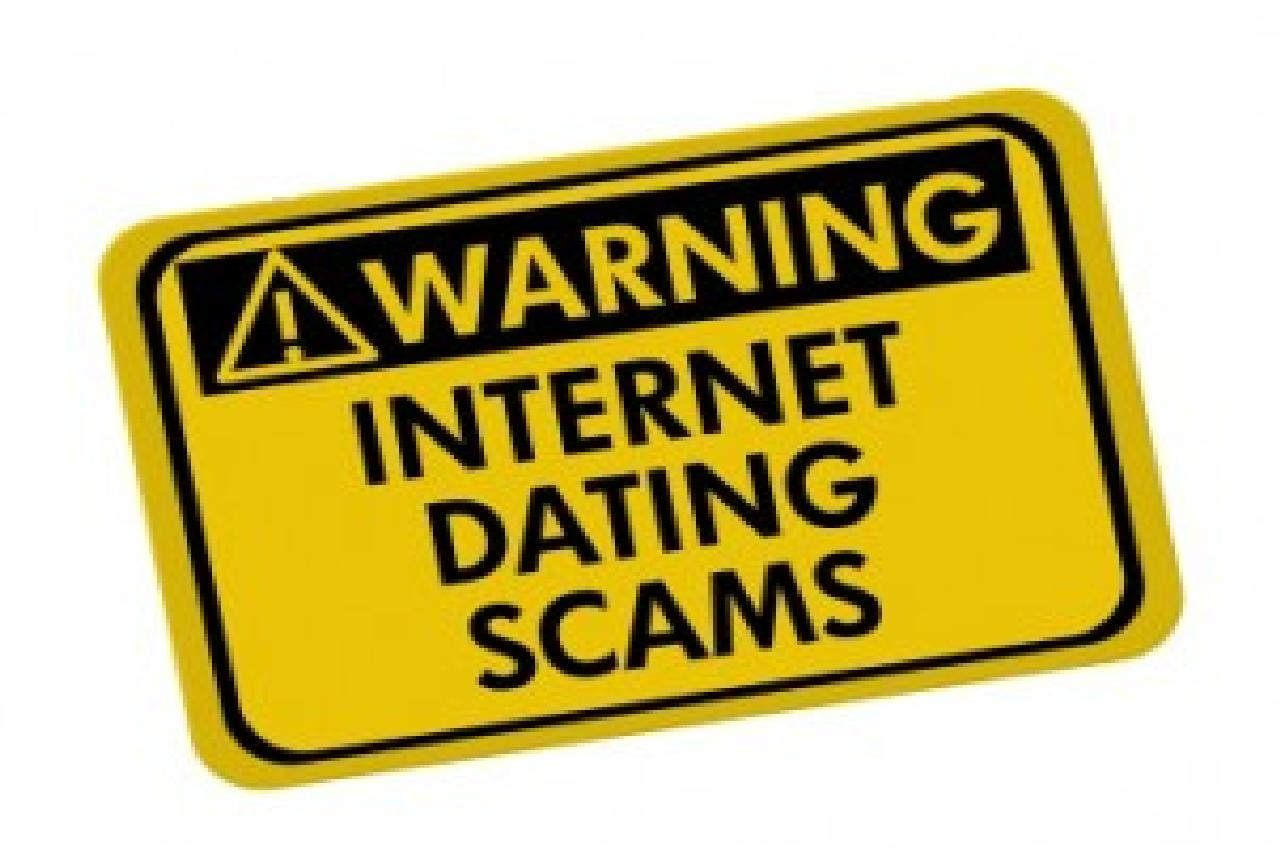 Online dating scam what to do