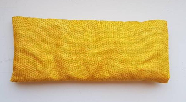 Just Bee - Eye Pillow on Etsy