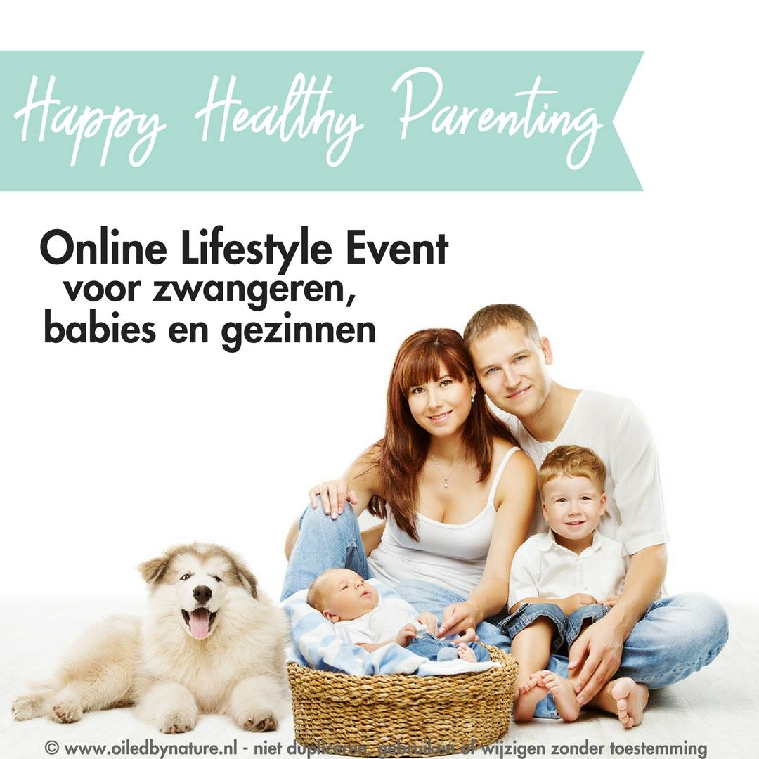 Happy Healthy Parenting Lifestyle Event