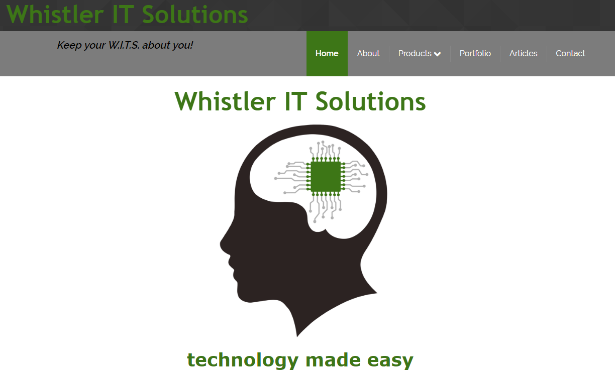 Whistler IT Solutions