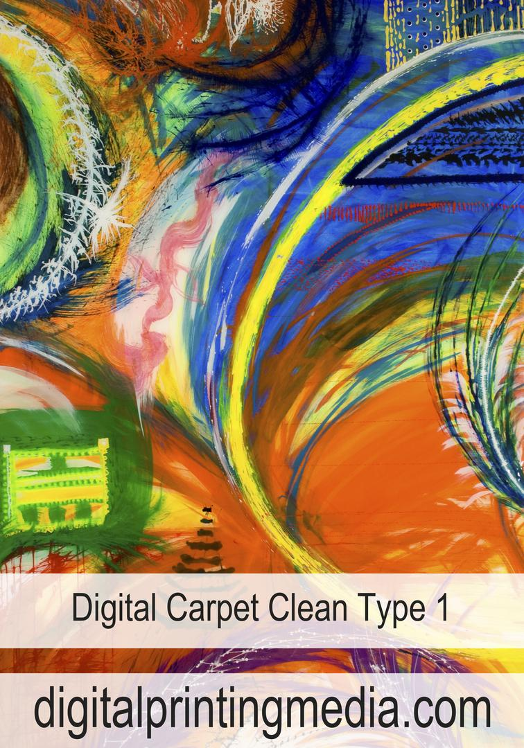 Digital Carpet Clean Type 1